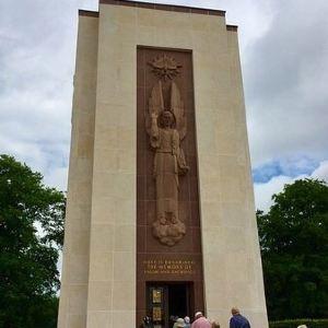美国军事墓地和纪念碑旅游景点攻略图