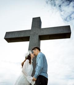 [冰岛游记图片] 冰岛自驾环岛旅行结婚/听冰火为我们演奏一首/*婚礼进行曲*/