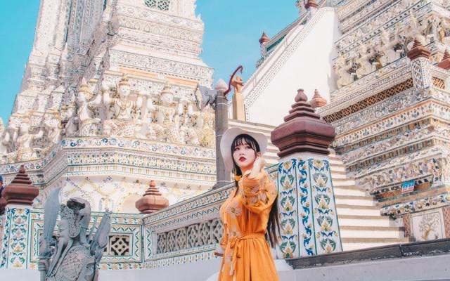 解锁泰国超小众的5个拍照地丨让你轻松拍出ins风大片【泰国旅拍攻略】