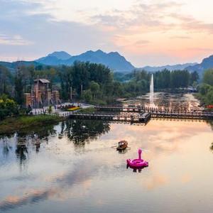 易县游记图文-这里是京津冀的后花园,主打乡愁,全年不打烊,不收门票