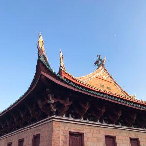 天后宫旅游景点攻略图