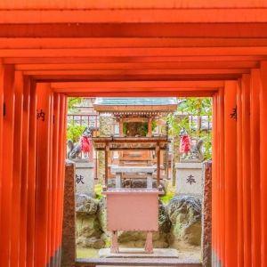 大阪天满宫旅游景点攻略图