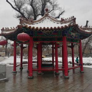 延吉公园旅游景点攻略图