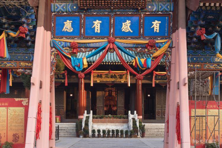 Xi'an Town's God Temple1