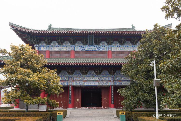 Guangrao Temple Of Guan Yu1