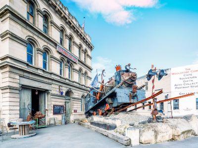 蒸汽朋克博物館