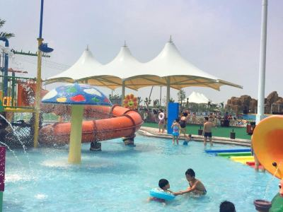 The Xuanmen Bay Water Park