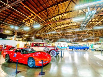 加州汽車博物館