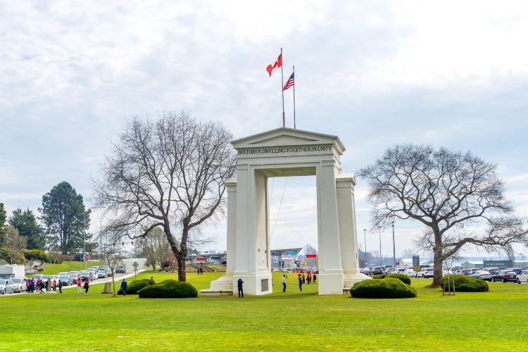 Peace Arch Provincial Park