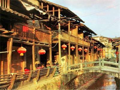 Weiji Ancient Village