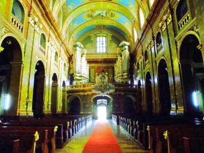 The Roman-Catholic Cathedral