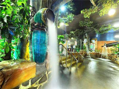 歐樂堡戲水灣藝術養生溫泉