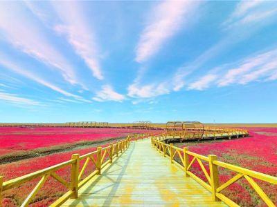 Red Beach National Scenic Corridor