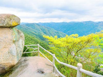 쓰밍산 지질공원 관광구