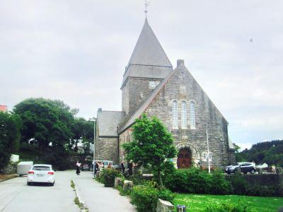 Nordlandet Church
