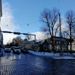 赫尔辛基旅游景点攻略图
