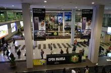 马尼拉机场行李大厅