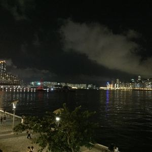 尖沙咀海滨花园旅游景点攻略图
