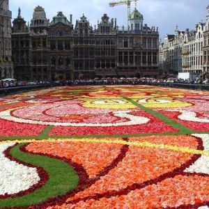 布鲁塞尔大广场旅游景点攻略图