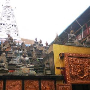 冈嘎拉马寺庙旅游景点攻略图
