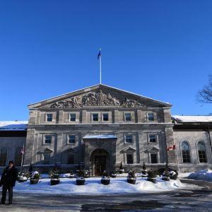 加拿大总督府旅游景点攻略图
