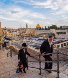 [以色列游记图片] 以色列黑白双城,守望天国神圣孤傲  尽享尘世活色生香