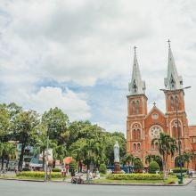 胡志明市图片