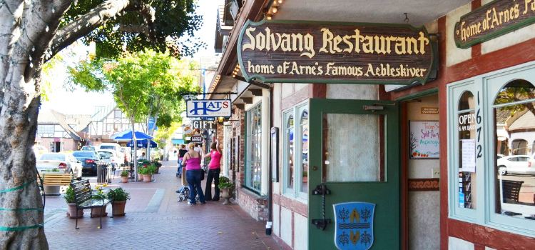 Solvang Restaurant
