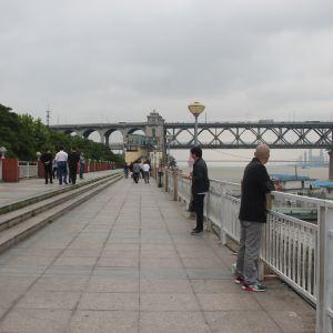 临江大道旅游景点攻略图