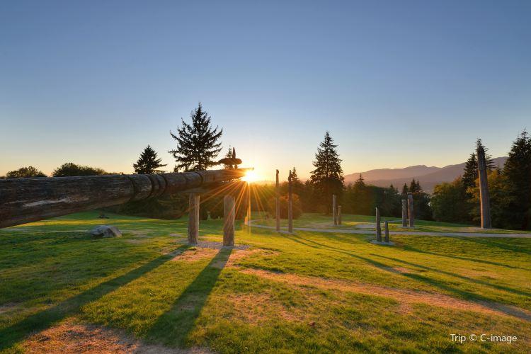 Burnaby Mountain Park2