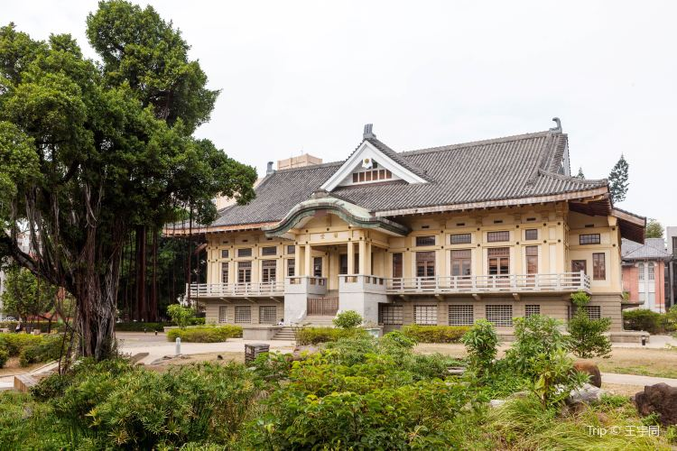 Tainan Confucian Temple2