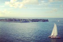 迈阿密坐着游轮去加勒比海