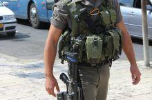 在以色列看兵哥哥们