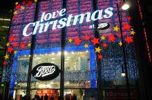 在英国过圣诞节