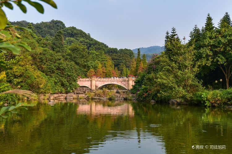 The Yunxi Ecological Park1
