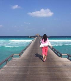 [JA玛娜法鲁岛游记图片] #春节#玛娜法鲁岛自由行十亲子游一纯净中融化心事的地方