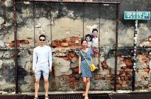 #秀恩爱#马来槟城浪漫行