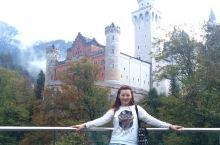 水菱环球之旅の从新天鹅堡走进慕尼黑
