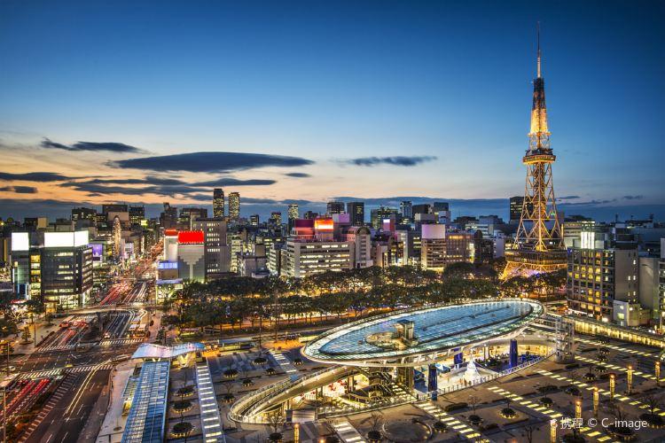 名古屋電視塔3