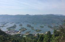 五一劳动节湖北省阳新县仙岛湖游记