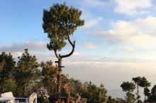 喜马拉雅观景平台@纳加阔特 尼泊尔
