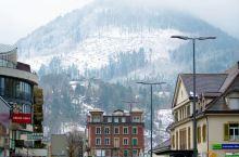 幽静的瑞士小镇——因特拉肯