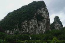 桂林古东瀑布,可以爬的瀑布,不可错过。