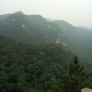 九如山瀑布群风景区旅游景点攻略图