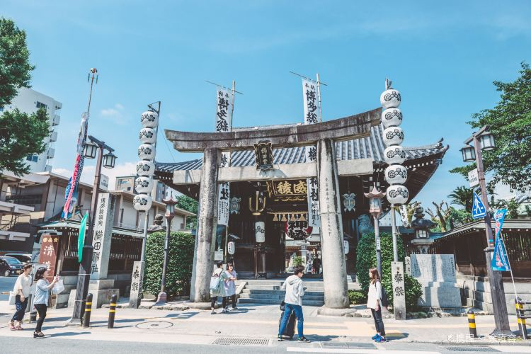 Kushida Shrine3