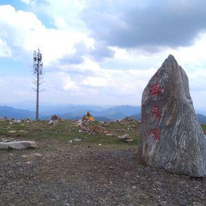 西台挂月峰旅游景点攻略图
