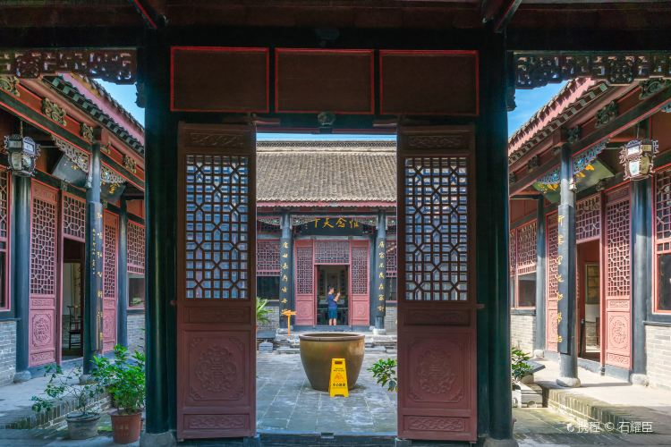 Liuqingxia Former Residence Memorial Hall3