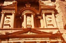 佩特拉古城——低调而令人惊艳