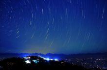 在纳加阔特远眺喜马拉雅