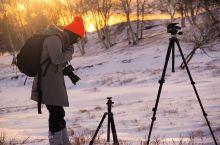 #元旦去哪玩#冬日坝上,欢纵雪国光阴